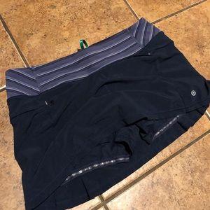 Lululemon Drawstring Skirt